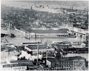 Nashville flood, 1937